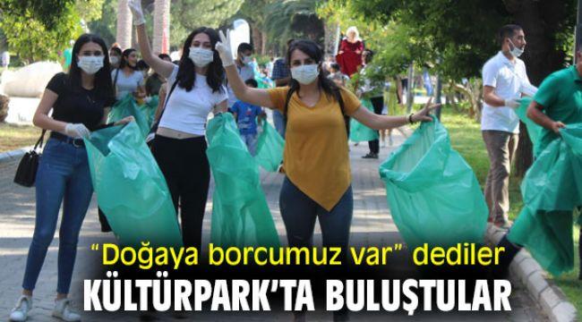 İzmir'de Çevre Günü'nde farkındalık çalışması!