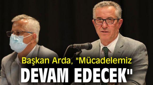 Başkan Arda,